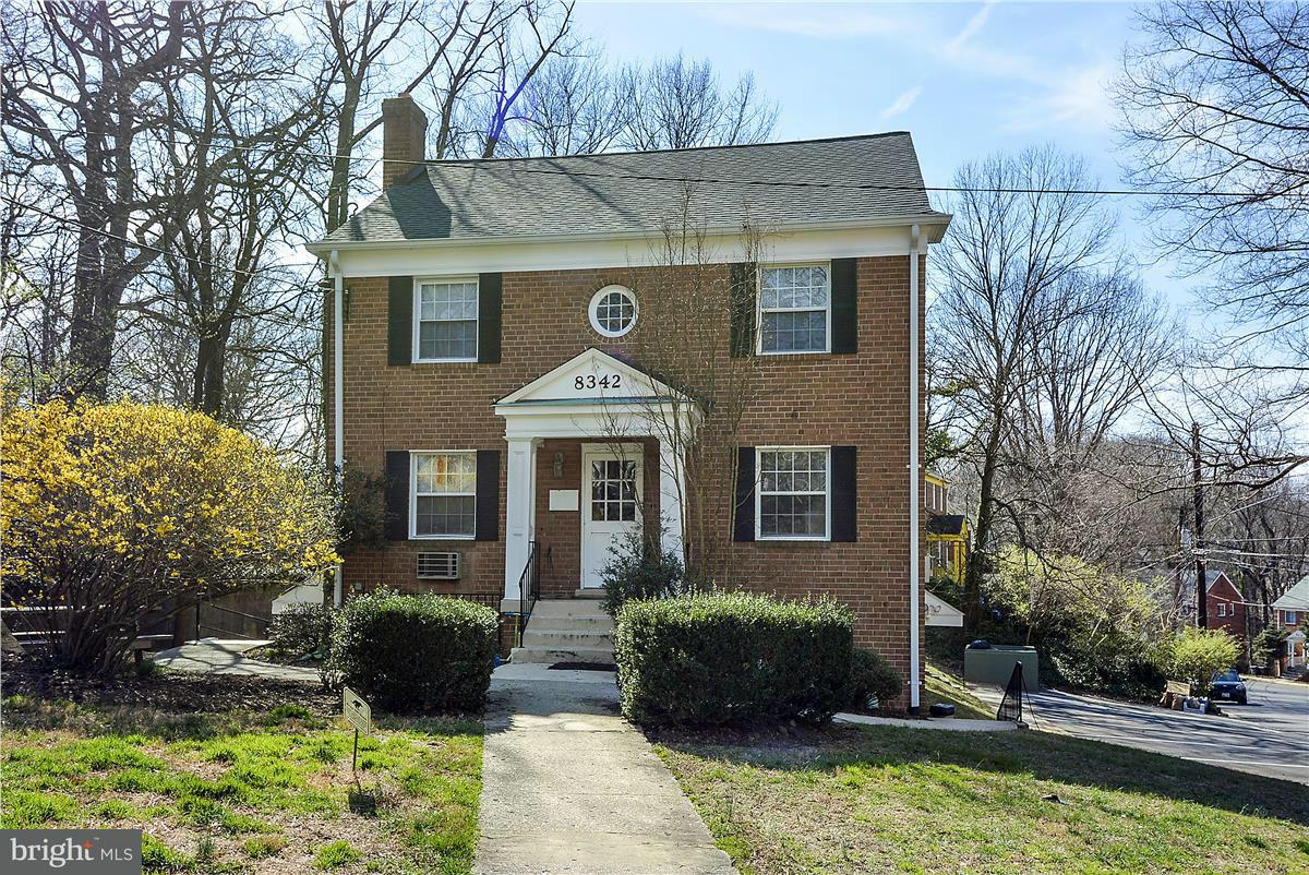 Other Residential for Rent at 8342 Eastridge Ave #1 Takoma Park, Maryland 20912 United States
