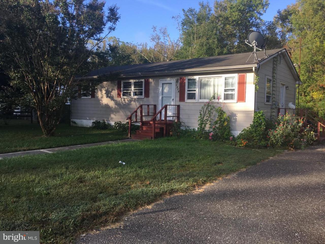 独户住宅 为 出租 在 1619 NORTH Avenue Port Norris, 新泽西州 08349 美国