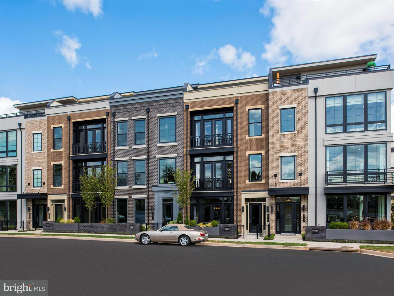 Townhouse for Sale at Northpark Drive Northpark Drive Ashburn, Virginia 20147 United States