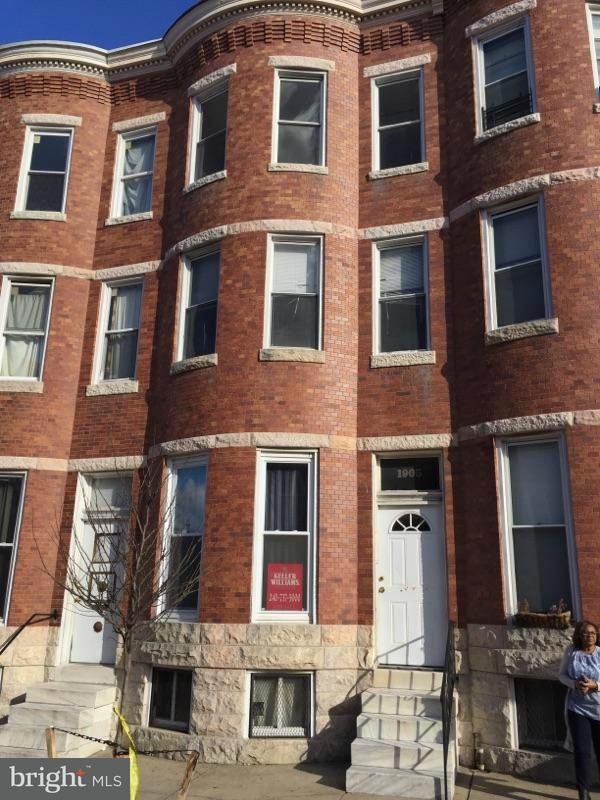 Single Family for Sale at 1905 Mckean Ave Baltimore, Maryland 21217 United States