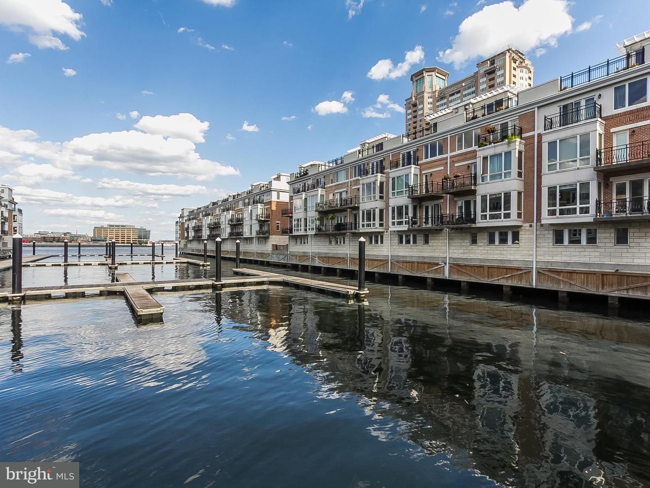 Other Residential for Rent at 626 Ponte Villas South #149 Baltimore, Maryland 21230 United States