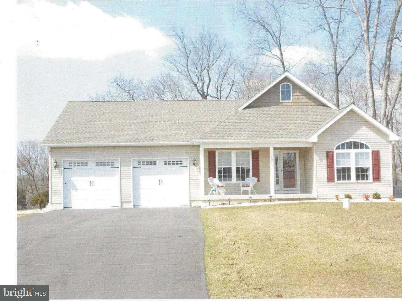 Single Family Home for Sale at 92 RAILWAY Drive Kirkwood, Pennsylvania 17536 United States