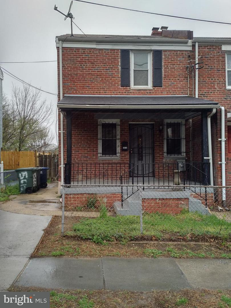 Single Family for Sale at 5612 Southern Ave SE Washington, District Of Columbia 20019 United States
