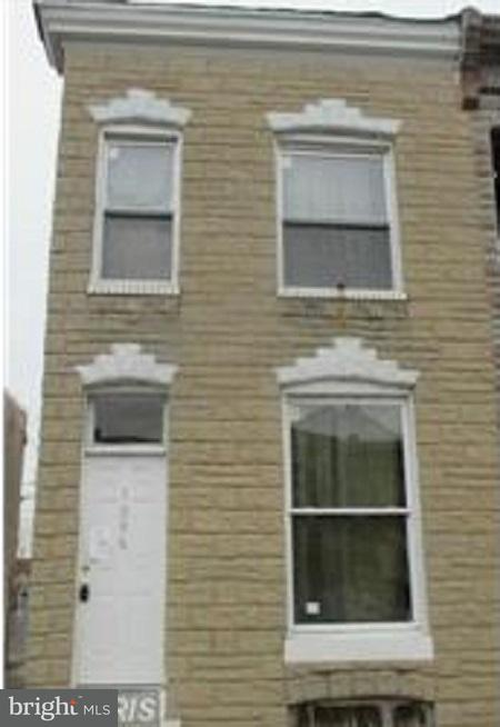 Single Family for Sale at 1046 Milton Ave Baltimore, Maryland 21205 United States