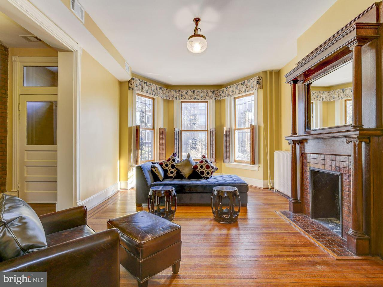 Single Family Home for Sale at 2216 1st St Nw 2216 1st St Nw Washington, District Of Columbia 20001 United States