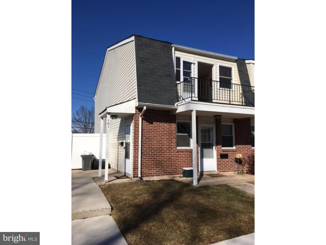 Duplex for Rent at 101 RELIANCE Circle Telford, Pennsylvania 18969 United States