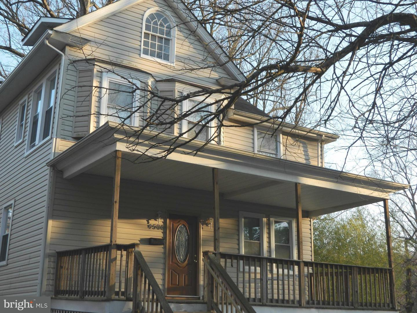 Single Family for Sale at 4506 Prospect Cir Baltimore, Maryland 21216 United States