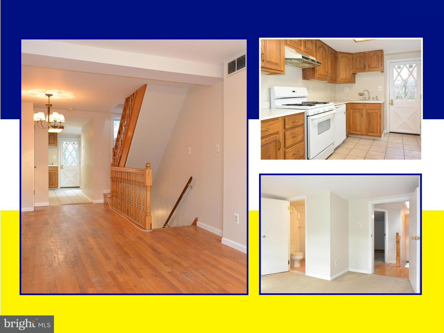 Other Residential for Rent at 42 Poultney St Baltimore, Maryland 21230 United States