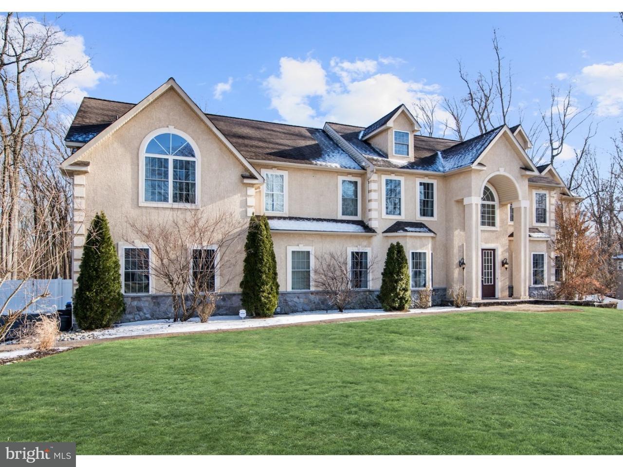 Maison unifamiliale pour l Vente à 127 ERICA Court Swedesboro, New Jersey 08085 États-Unis