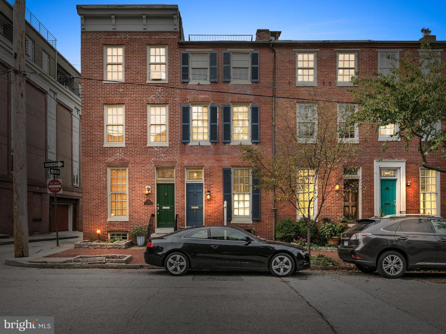 Single Family for Sale at 816 William St Baltimore, Maryland 21230 United States
