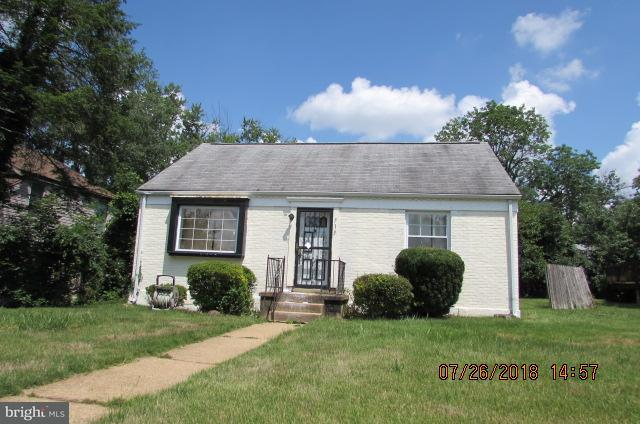 Single Family for Sale at 713 Silver Creek Rd Baltimore, Maryland 21208 United States