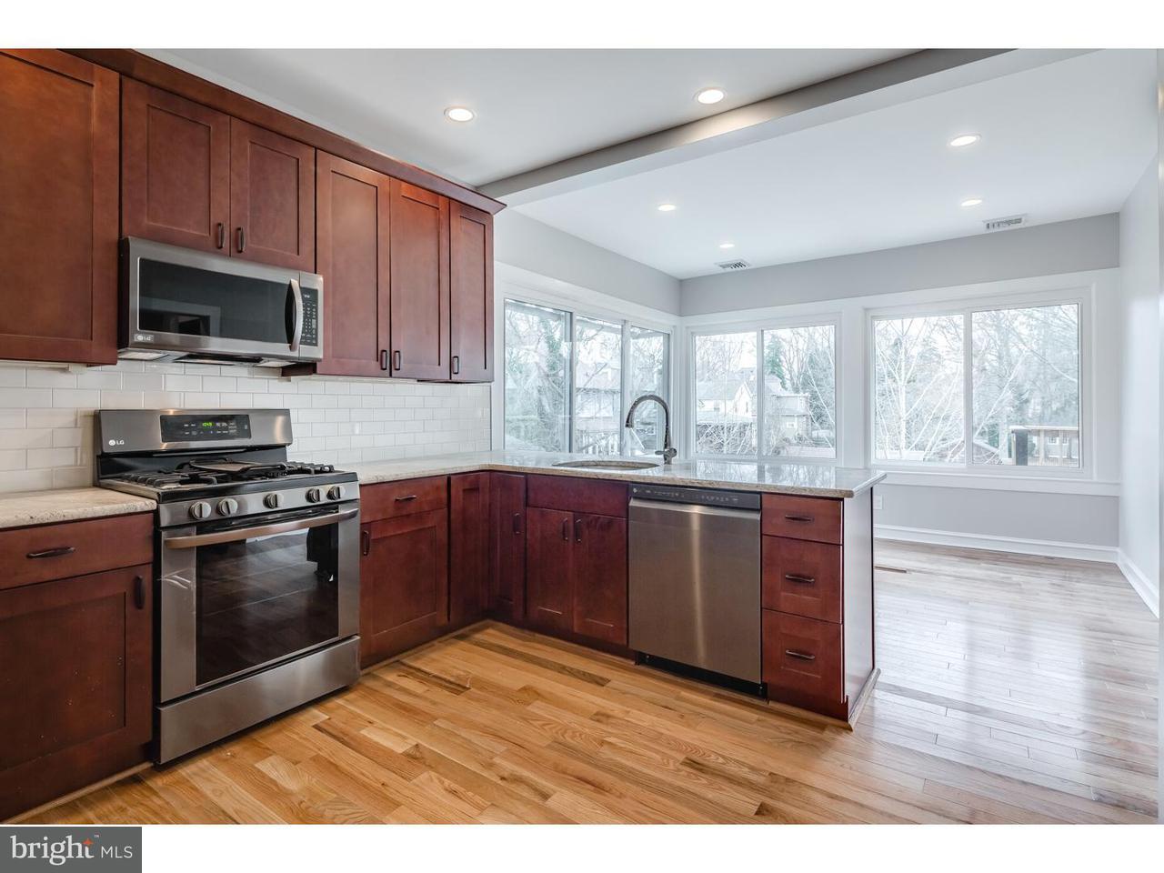 Maison unifamiliale pour l à louer à 309 WARWICK Road Haddonfield, New Jersey 08033 États-Unis