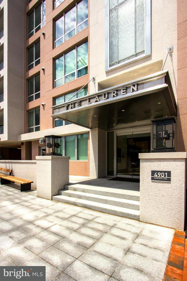 Condominium for Sale at 4901 Hampden Ln #403 4901 Hampden Ln #403 Bethesda, Maryland 20814 United States