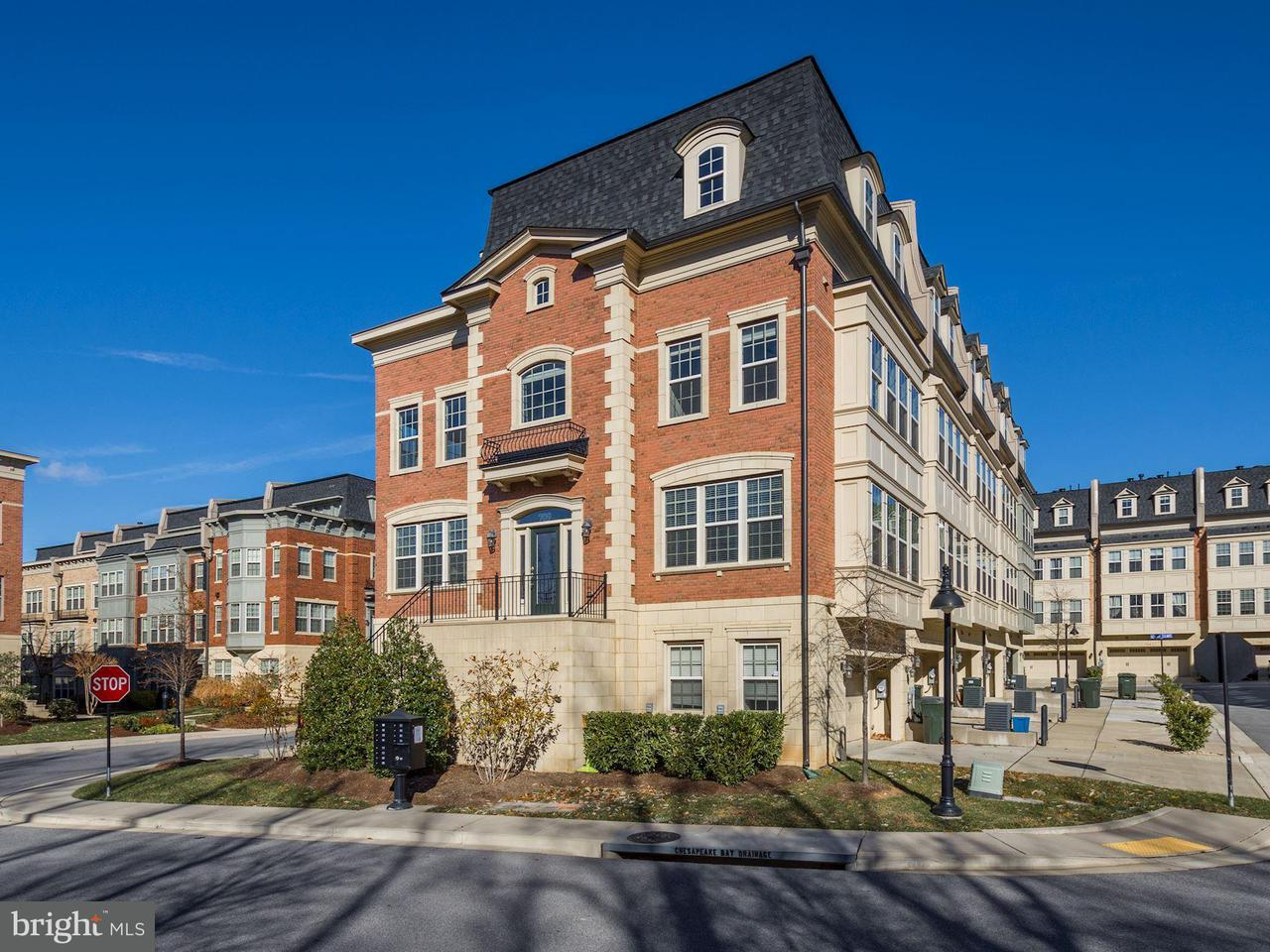 Townhouse for Sale at 709 Quayside Ct #92 709 Quayside Ct #92 Oxon Hill, Maryland 20745 United States