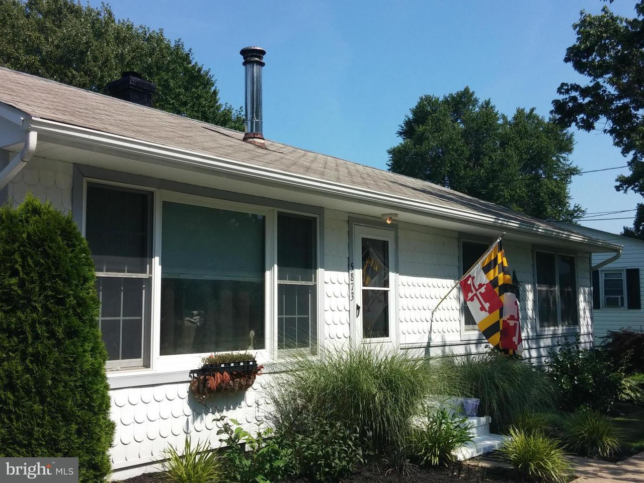 Single Family for Sale at 5873 Williams St Rock Hall, Maryland 21661 United States