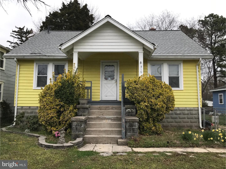 Частный односемейный дом для того Продажа на 310 S BROADWAY Pennsville, Нью-Джерси 08070 Соединенные Штаты