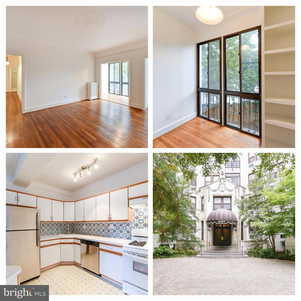 Condominium for Rent at 4701 Connecticut Ave NW #105 Washington, District Of Columbia 20008 United States