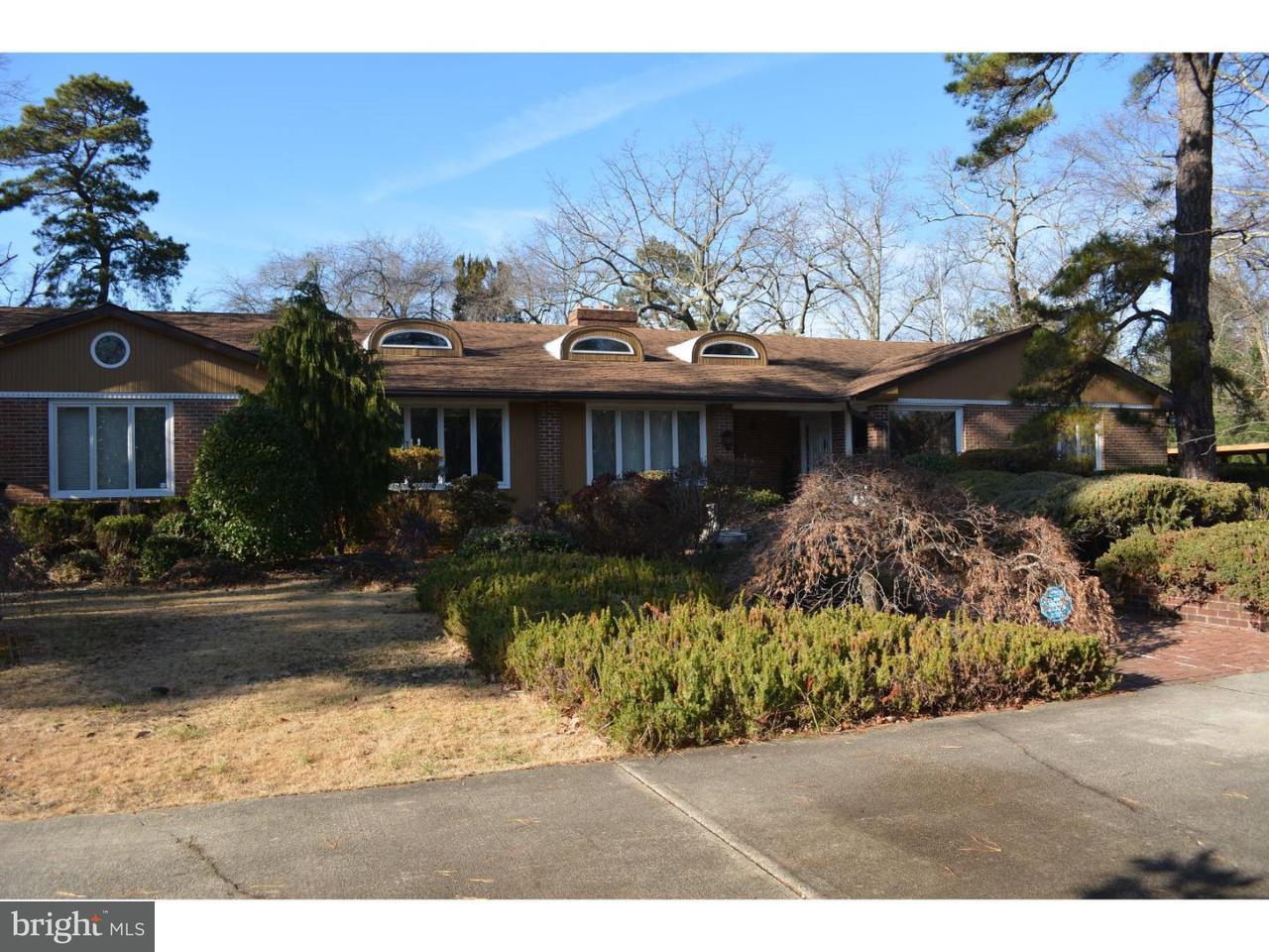 Maison unifamiliale pour l Vente à 1208 ROBIN Road Millville, New Jersey 08332 États-Unis