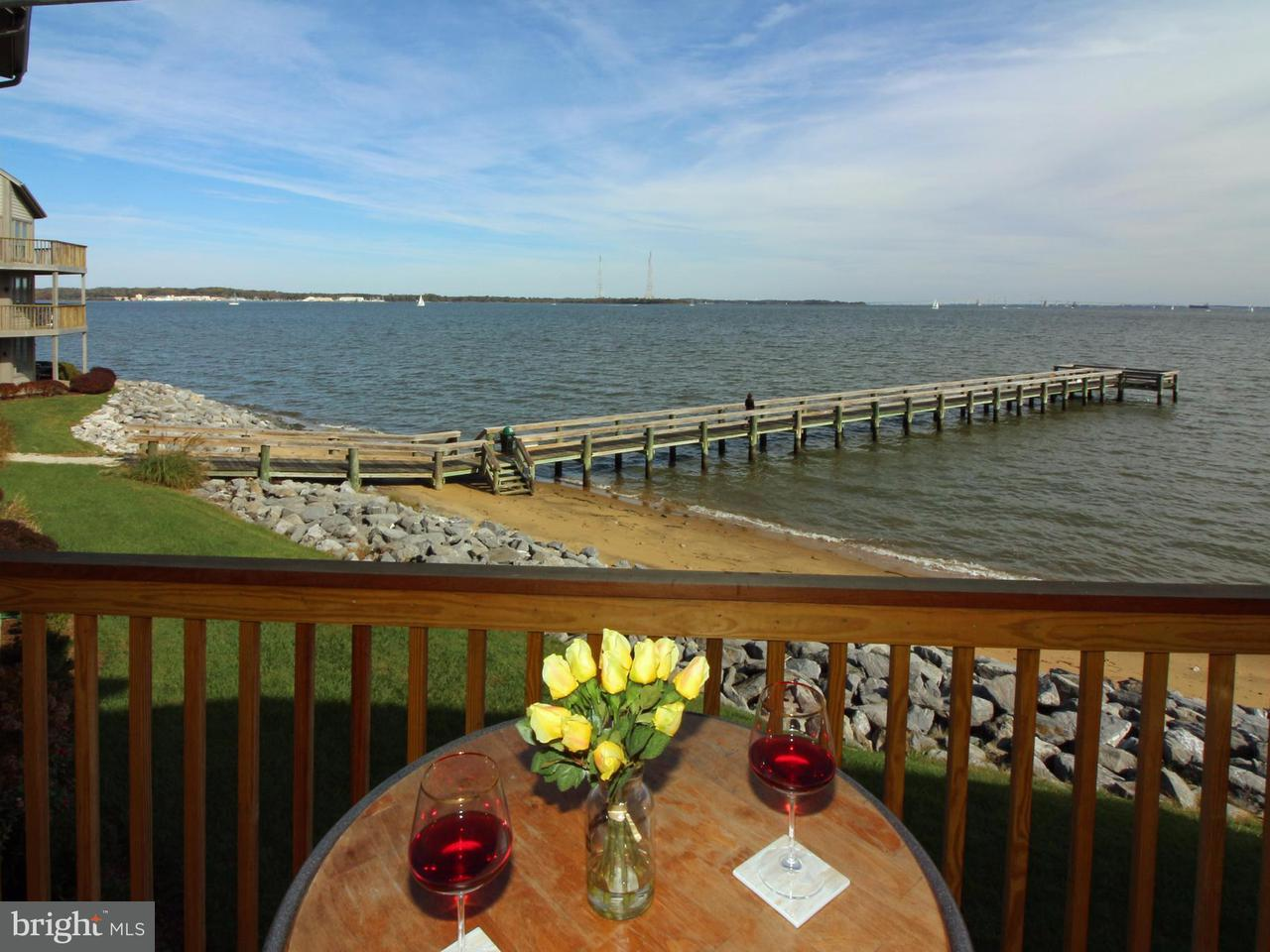 Condominium for Sale at 2129 Beach Village Ct #102 2129 Beach Village Ct #102 Annapolis, Maryland 21403 United States