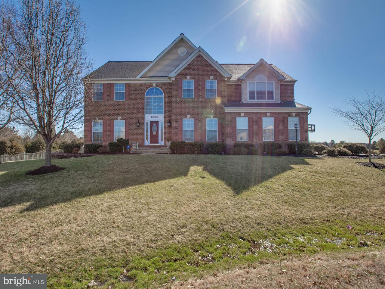 Частный односемейный дом для того Продажа на 11100 Stainsby Court 11100 Stainsby Court Bristow, Виргиния 20136 Соединенные Штаты