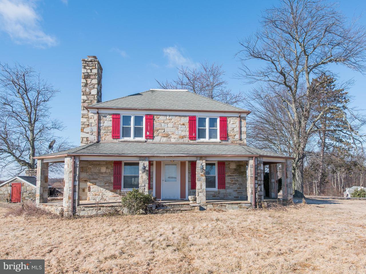 Farm / Hof für Verkauf beim 1021 Saffell Road 1021 Saffell Road Reisterstown, Maryland 21136 Vereinigte Staaten