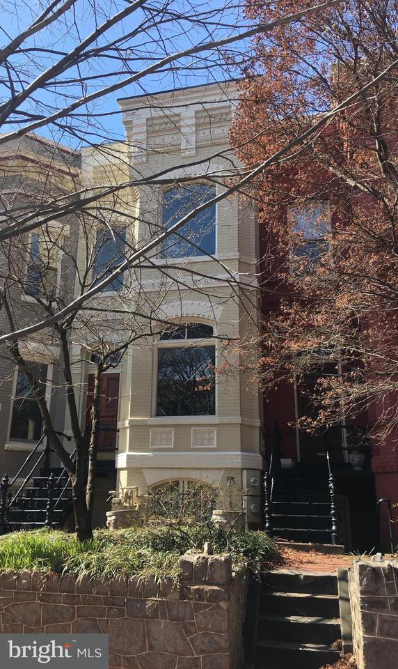 Single Family for Sale at 323 5th St SE Washington, District Of Columbia 20003 United States