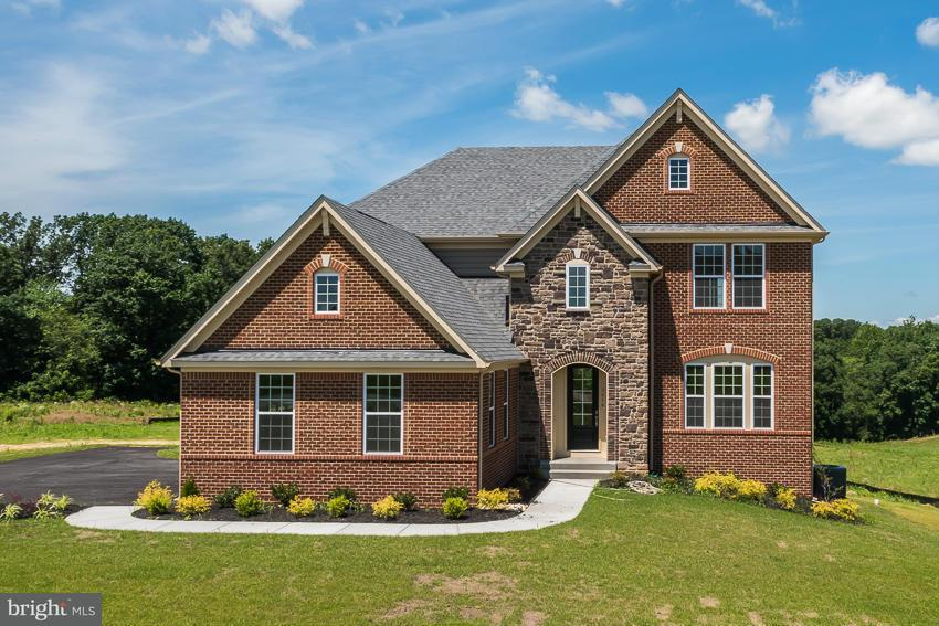 Photo of home for sale at 5509 Golden Eagle Road, Frederick MD