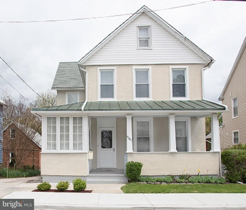 Single Family for Sale at 4607 Hampnett Ave Baltimore, Maryland 21214 United States