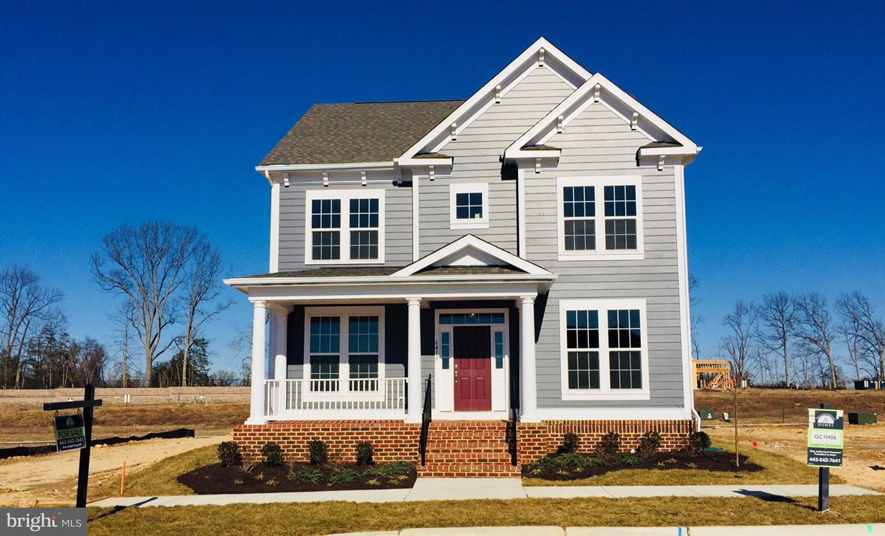 Casa Unifamiliar por un Venta en 6410 Greenleigh Avenue 6410 Greenleigh Avenue Middle River, Maryland 21220 Estados Unidos