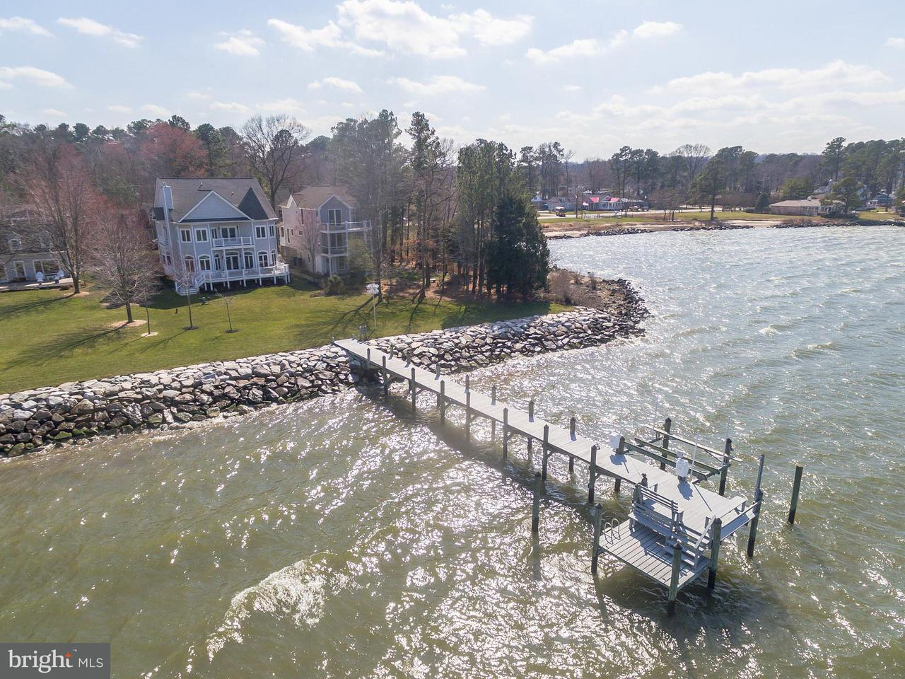 Single Family Home for Sale at 658 Bay Front Avenue 658 Bay Front Avenue North Beach, Maryland 20714 United States