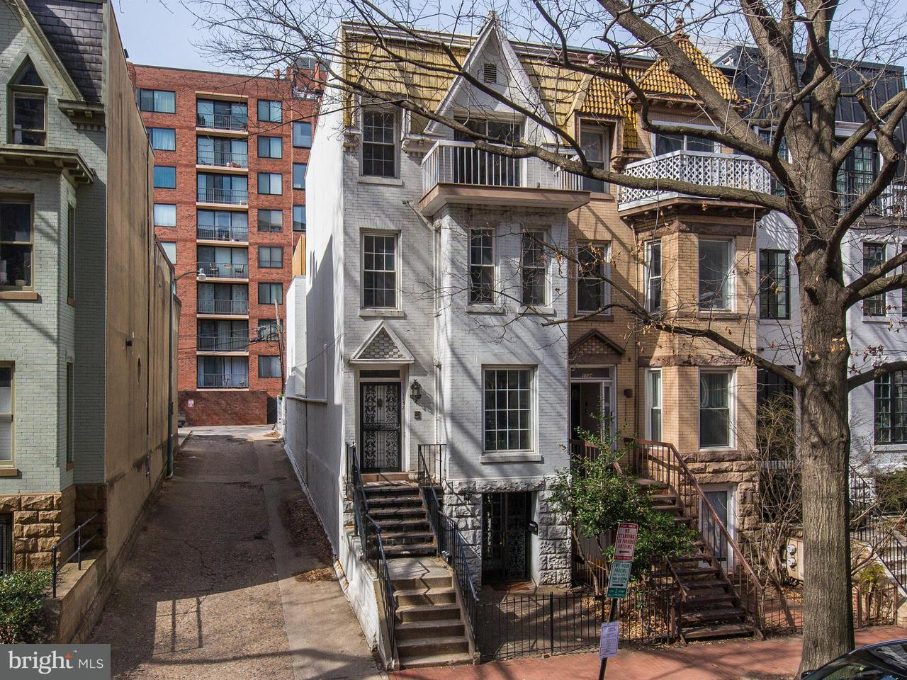 Single Family for Sale at 1132 25th St NW Washington, District Of Columbia 20037 United States