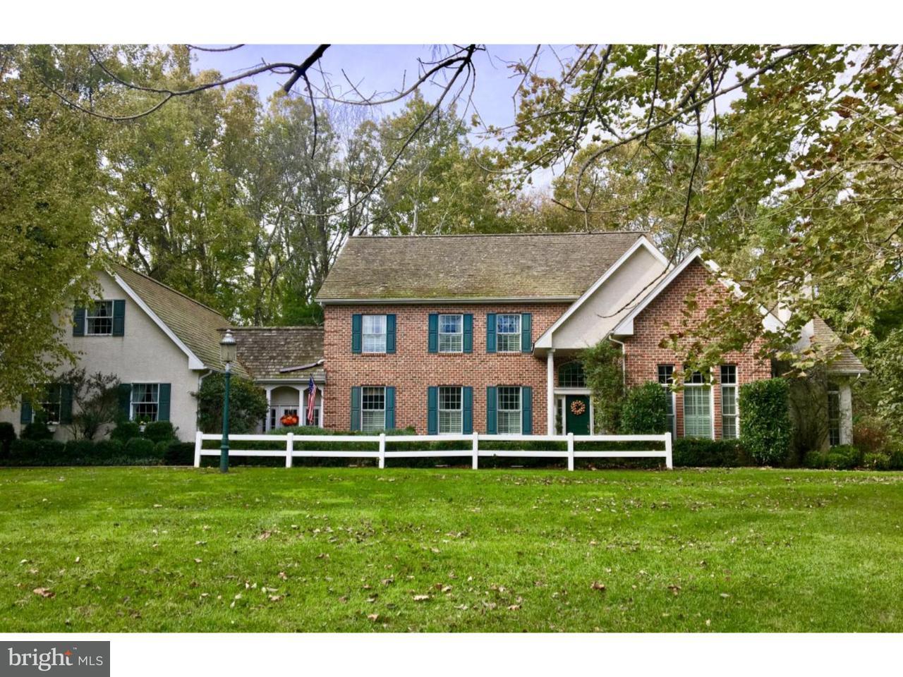 独户住宅 为 销售 在 626 CREEK Lane Flourtown, 宾夕法尼亚州 19031 美国