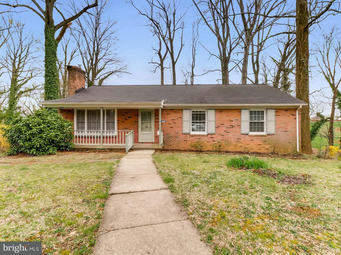 Single Family for Sale at 400 Drury Ln Baltimore, Maryland 21229 United States