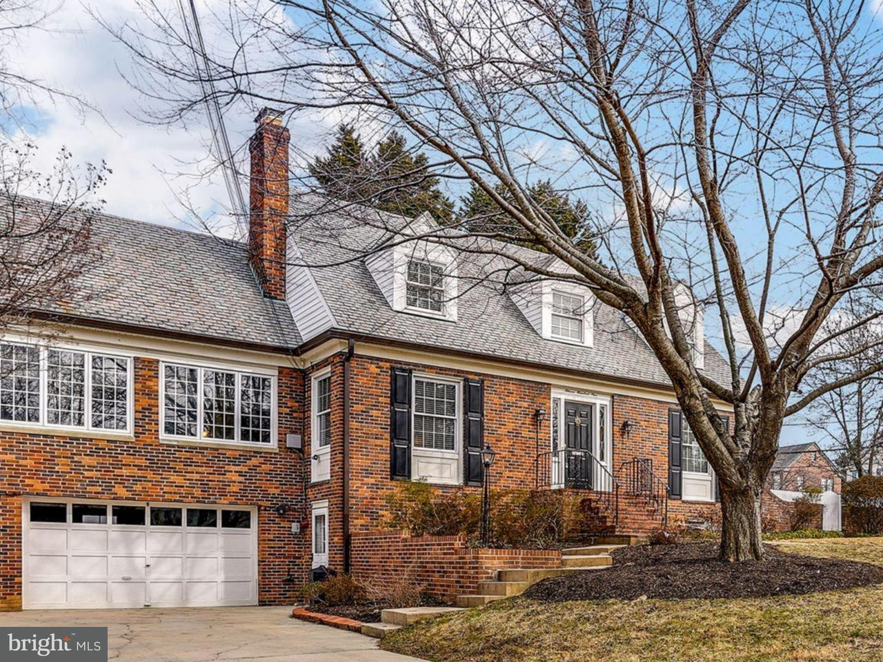 Single Family Home for Sale at 1101 Noyes Drive 1101 Noyes Drive Silver Spring, Maryland 20910 United States