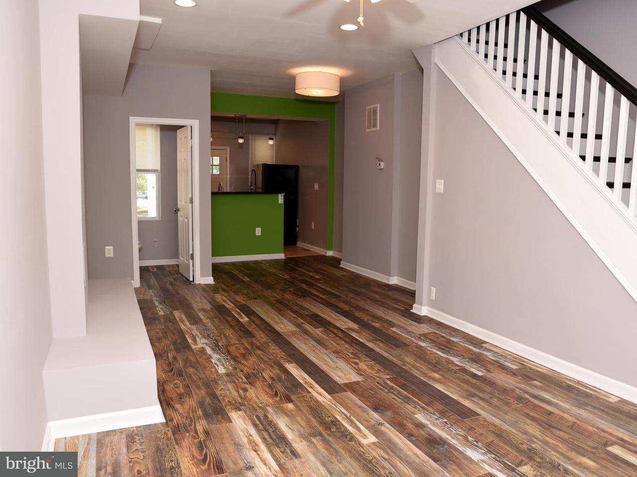 Single Family for Sale at 2457 Westport St Baltimore, Maryland 21230 United States