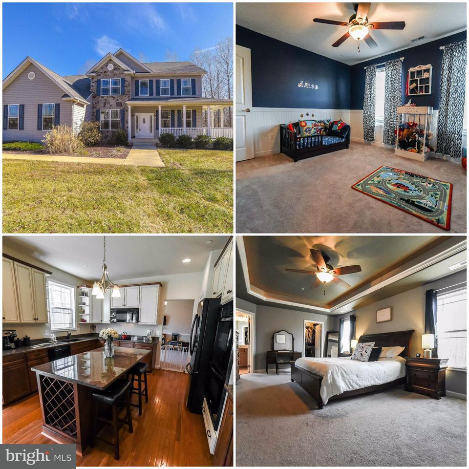 Частный односемейный дом для того Продажа на 6020 Crayfish Court 6020 Crayfish Court Bryantown, Мэриленд 20617 Соединенные Штаты