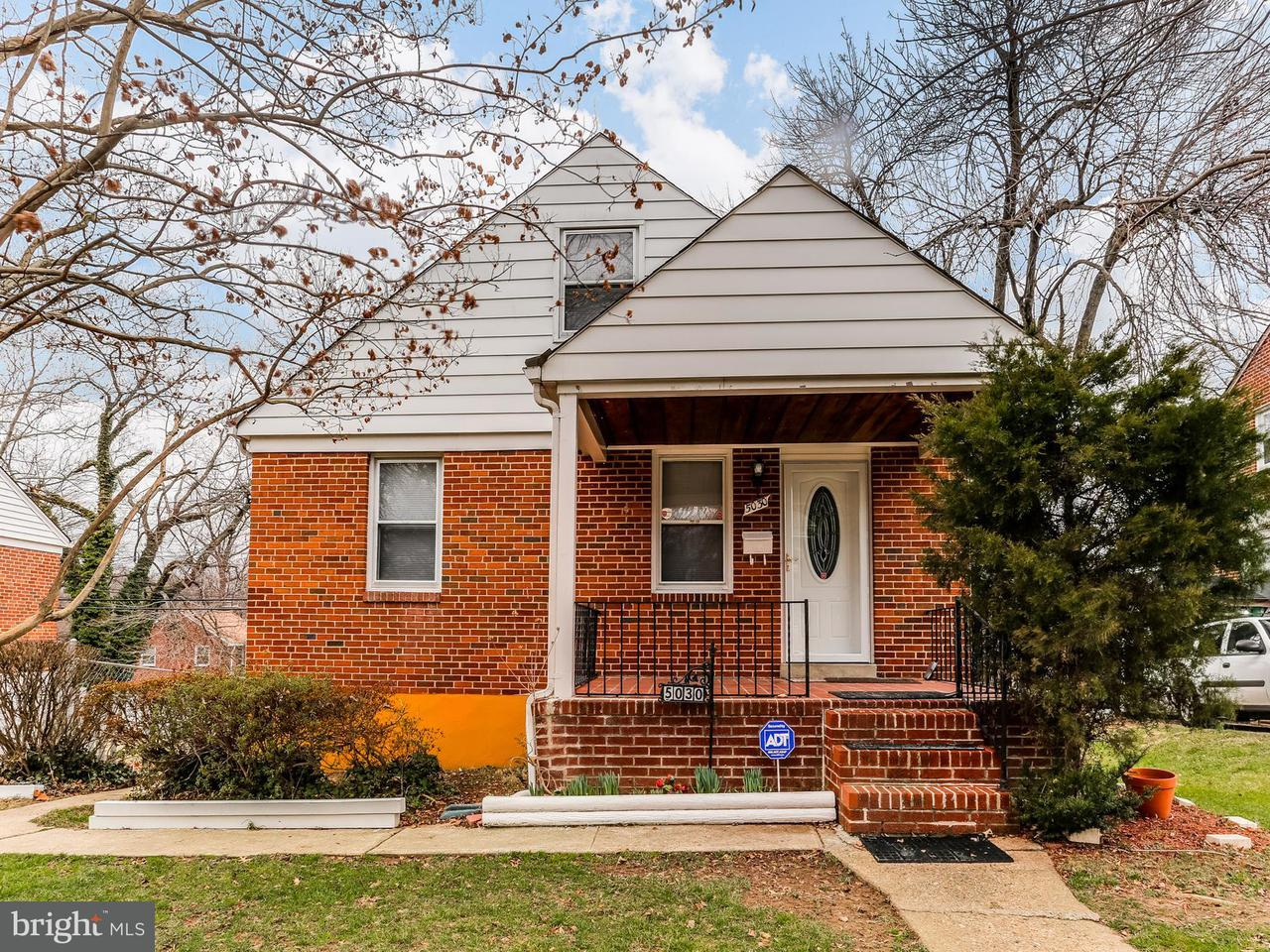 Single Family for Sale at 5030 Plymouth Rd Baltimore, Maryland 21214 United States