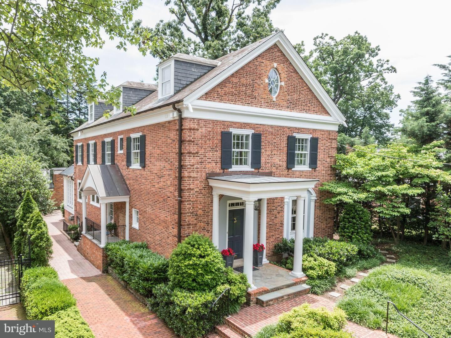 Single Family for Sale at 2715 31st Pl NW Washington, District Of Columbia 20008 United States