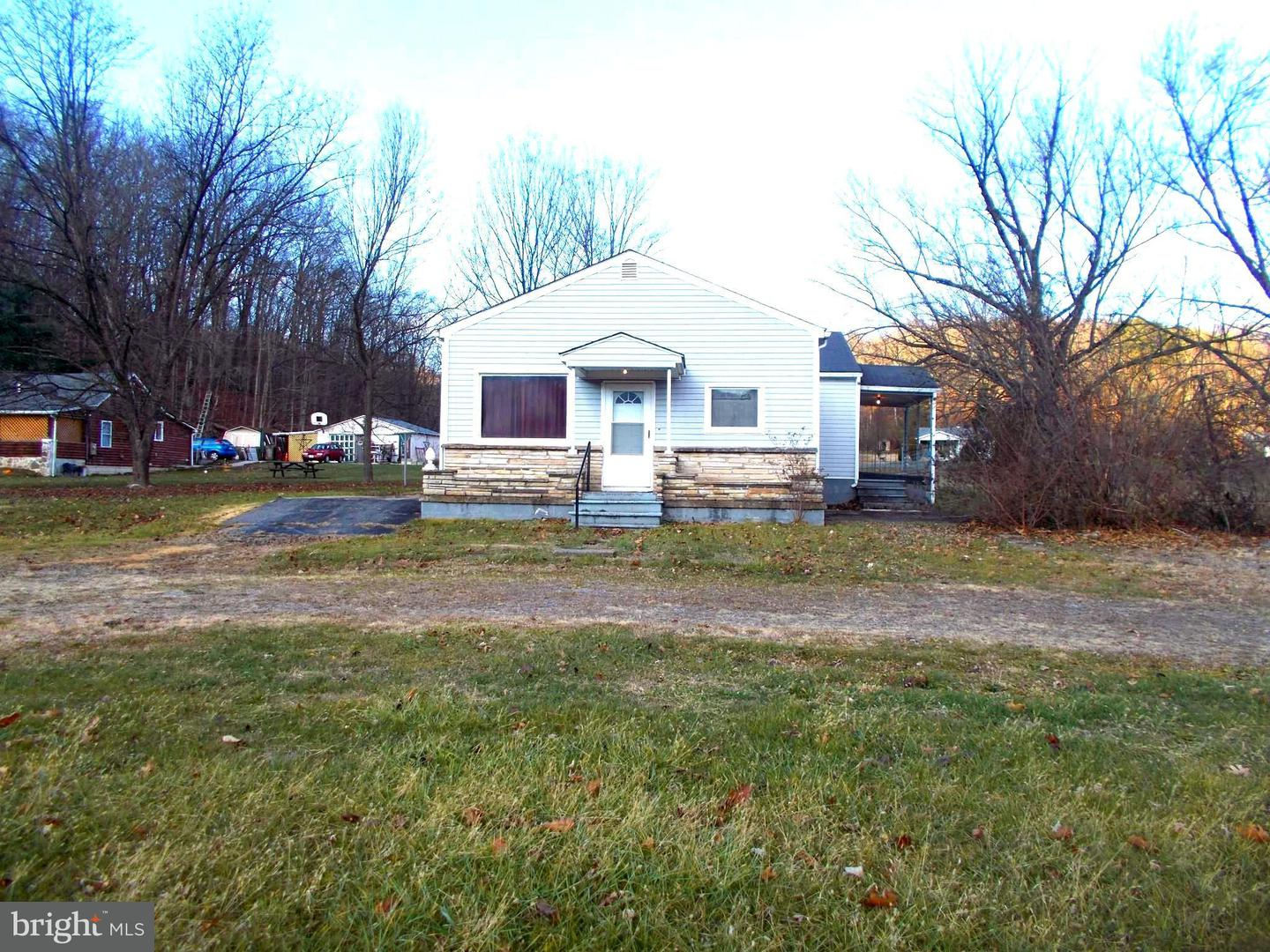 Single Family for Sale at 23107 Mcmullen Hwy SW Rawlings, Maryland 21557 United States