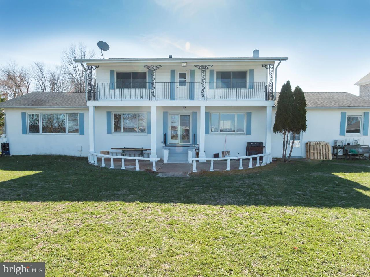 Single Family Home for Sale at 40508 Waterview Drive 40508 Waterview Drive Mechanicsville, Maryland 20659 United States