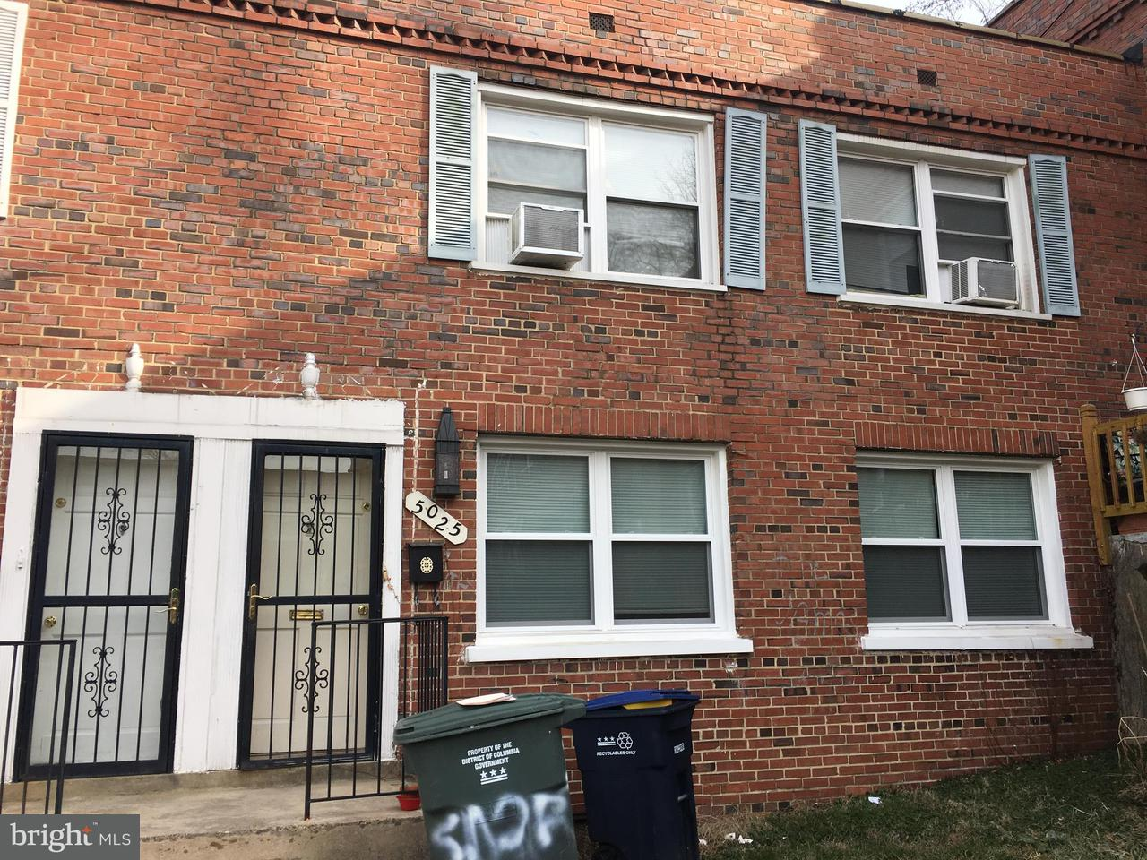 Single Family for Sale at 5025-5031 Sheriff Rd NE Washington, District Of Columbia 20019 United States