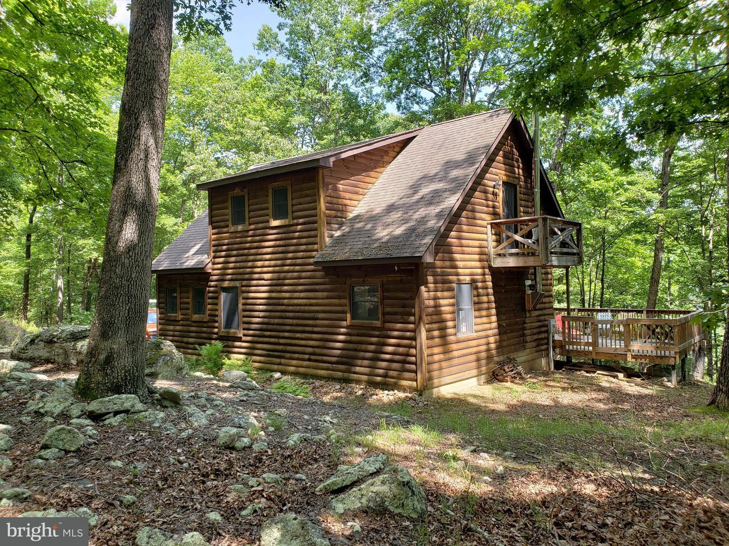Single Family for Sale at 29 Waterline Drive Upper Tract, West Virginia 26866 United States
