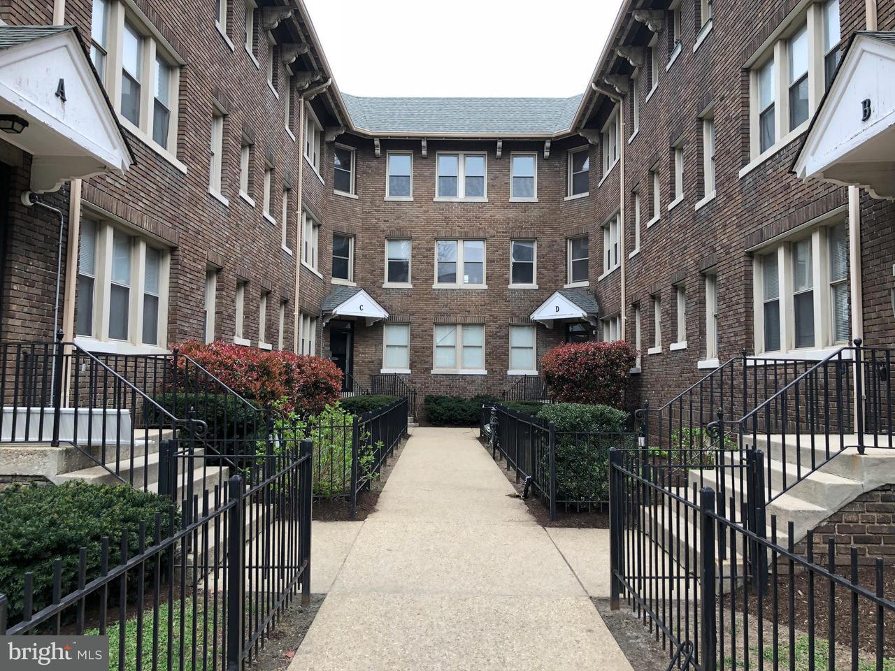 Condominium for Rent at 1725 Lanier Pl NW #4b Washington, District Of Columbia 20009 United States