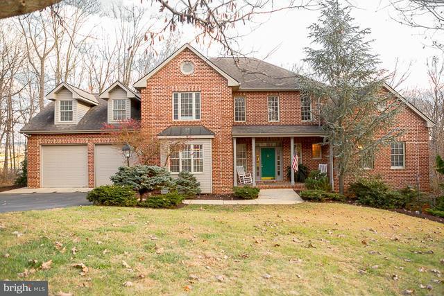 Casa Unifamiliar por un Venta en 1170 Nelson Drive 1170 Nelson Drive Harrisonburg, Virginia 22801 Estados Unidos