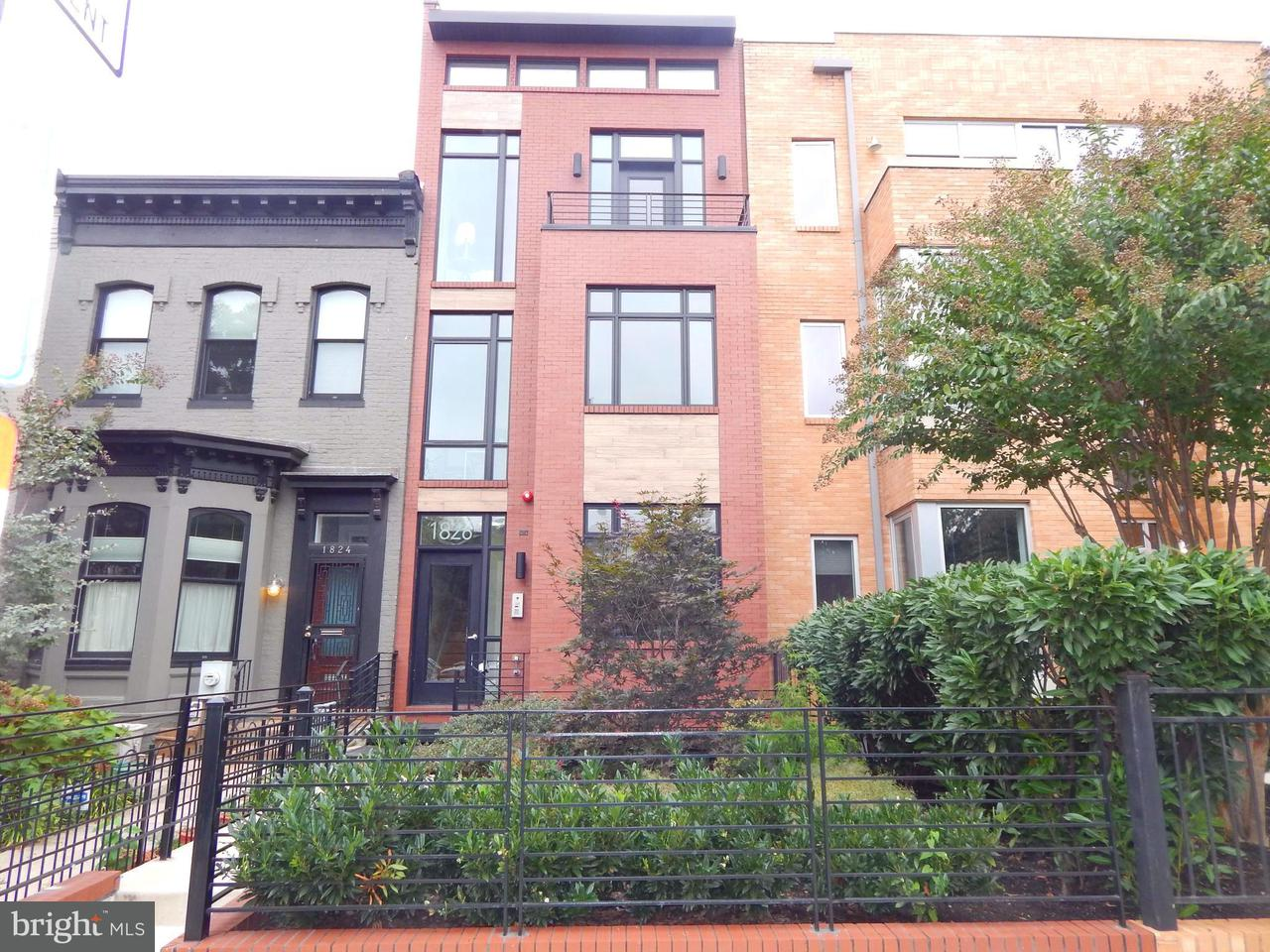 Other Residential for Rent at 1826 11th St NW #3 Washington, District Of Columbia 20001 United States