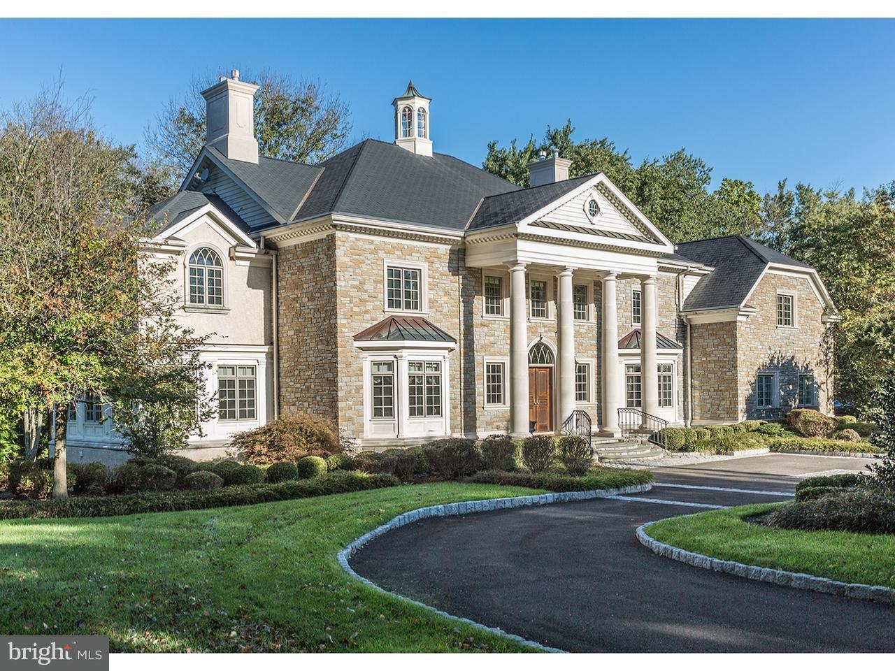 Single Family Home for Sale at 901 BRUSHTOWN Road Ambler, Pennsylvania 19002 United States