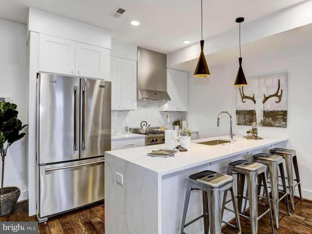 Single Family for Sale at 327 15th St NE #2 Washington, District Of Columbia 20002 United States