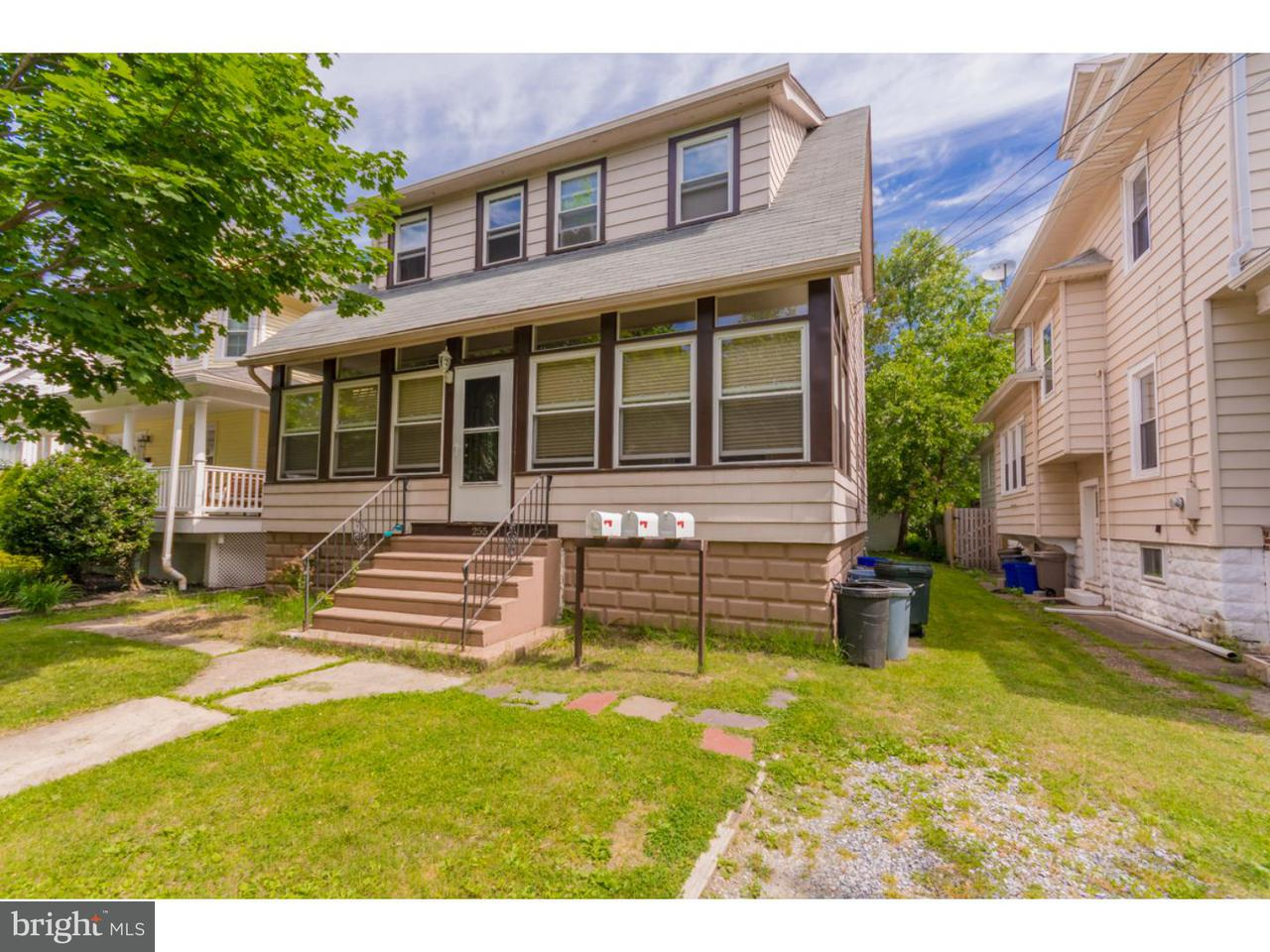 Triplex for Rent at 255 PARK AVE #3 Collingswood, New Jersey 08108 United States