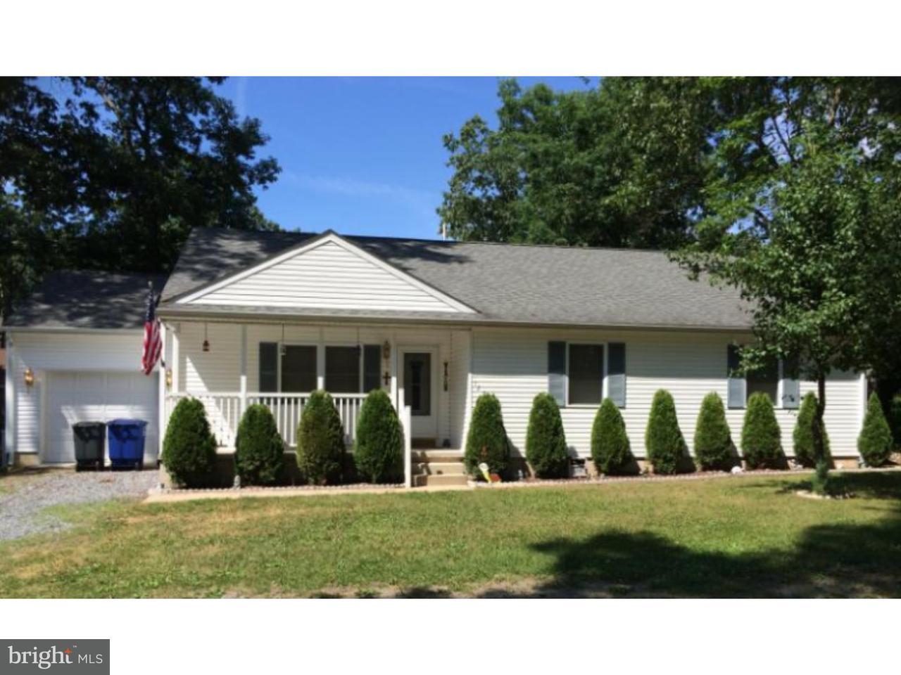 Maison unifamiliale pour l à louer à 124 CANNA Street Browns Mills, New Jersey 08015 États-Unis