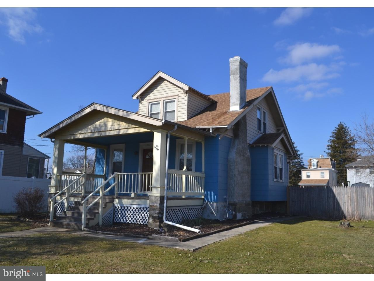 Single Family Home for Sale at 555 SENECA Avenue Norwood, Pennsylvania 19074 United States